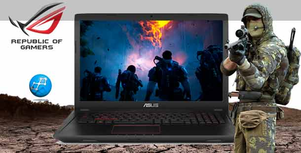 Asus ROG-Republic of Gamer i7