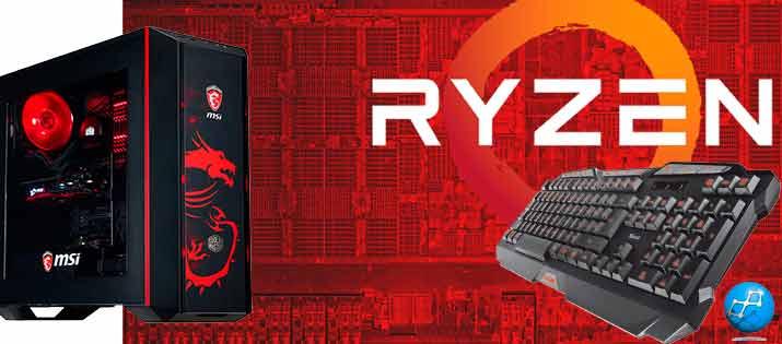 Pc Gamer AMD Ryzen 5 1600