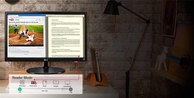 Monitores Para PC LG 22