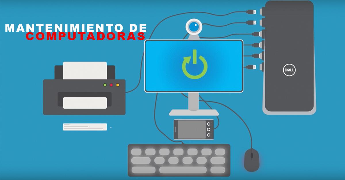 mantenimiento de computadoras en Bucaramanga