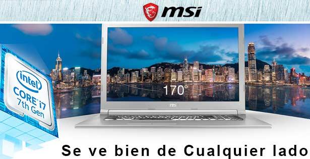 MSI Gaming PE62 7RD i7