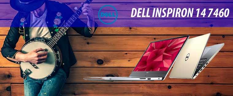 Dell inspiron i7 14 7460