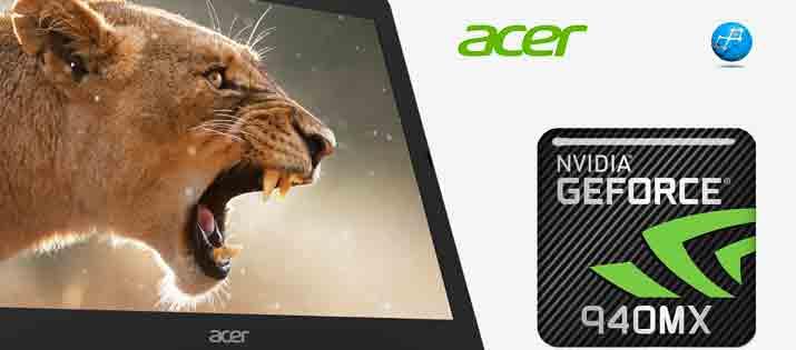 Acer Aspire Intel Core i5 8GB 1TB-14-Nvidia Geforce E5-475G