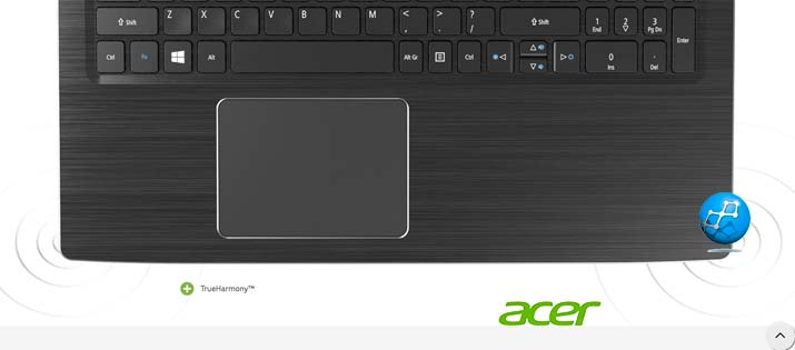 Acer Aspire intel core i5 E5 8GB 1TB