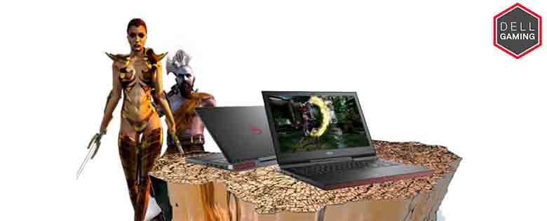 Dell Core i5 GTX 1050 7577 Inspiron 8gb ram SSD 256Gb