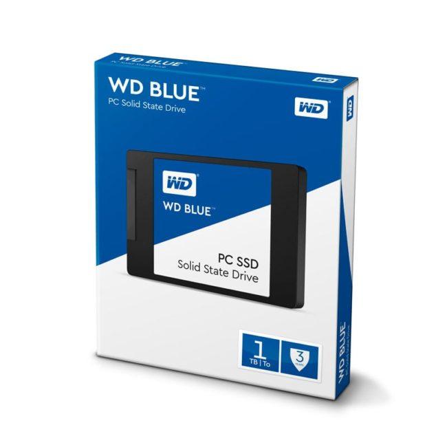 Disco SSD 1tb western digital blue sata3 disco interno