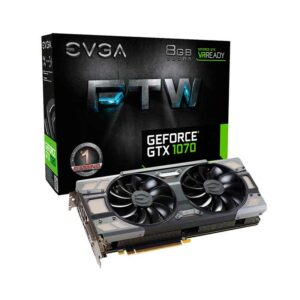 EVGA Geforce gtx 1070 | 8GB DDR5 ACX 3