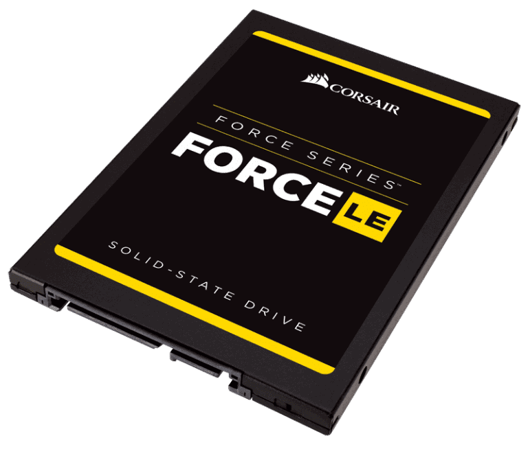 Corsair 120 GB Force LE200 SATA3 | Unidad de estado Solido 120GB CORSAIR GBLE FORCE
