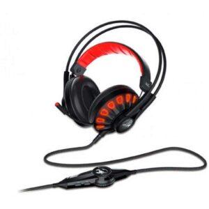 Cascos Para gamer | Genius HS-G680 Black Sesiones Gaming envolventes