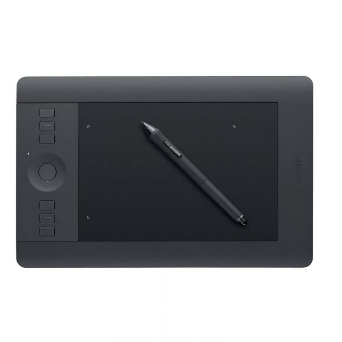 Tableta wacom intuos pro pen & touch small pth451l | Tablet Digitalizadora con Lápiz