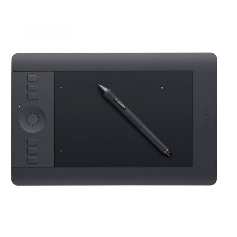 Tableta wacom intuos pro pen & touch small pth451l | Tablet Digitalizadora con Lápiz.