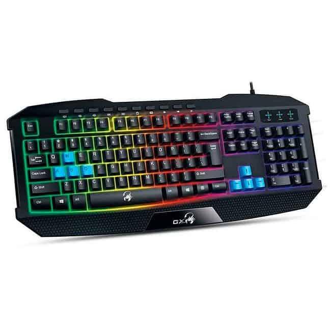 Teclado Gaming Genius Scorpion K215