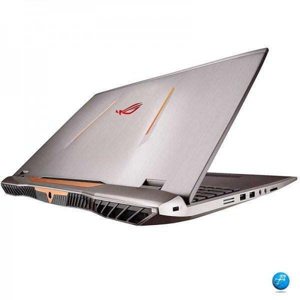 ASUS Republic of Gamers Intel i7-6820HK   RAM 32GB DDR4   SSD512   Geforce GTX8GB DDR5   17 PULGADAS- ROG G701VO-IH74K