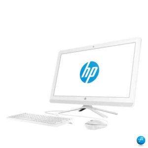 Computador hp todo en uno | All-in-one 22-B208la, Intel Core i3 7100 Ram 4GB/1TB/21,5″/Windows 10/Blanco 1