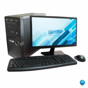 Computador Torre core i3/Ram 4GB/DiscoDuro 1TB/Pantalla 20 Pulgadas 1