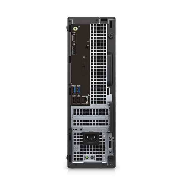 Computador Empresarial Dell Optiplex   PC SFF 3050 Intel i3 Ram 4GB DD50GB Win10 PRO