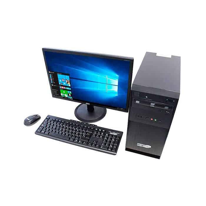 COMPUTADOR ENSAMBLADO | COMPUMAX intel CORE i5 4GB DD1TB
