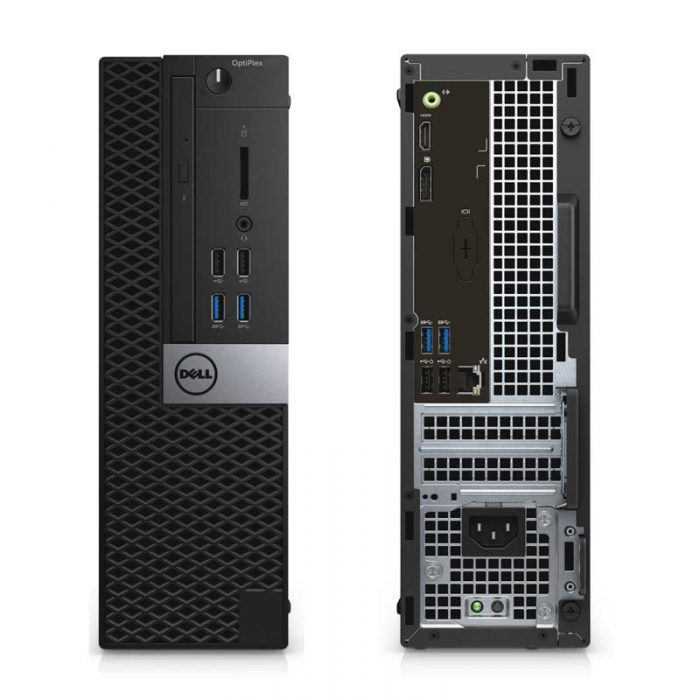 Computador Empresarial Dell Optiplex | PC SFF 3050 Intel i3 Ram 4GB DD50GB Win10 PRO 1