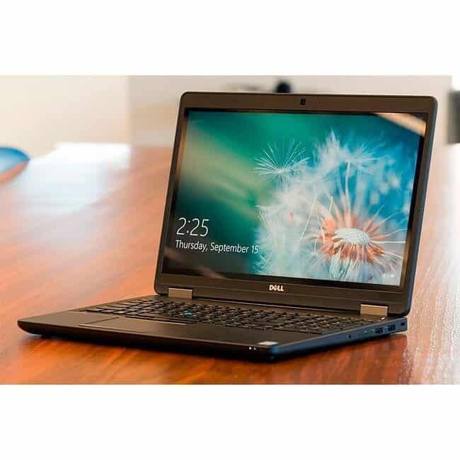 Dell Precision 3510 Intel i7 Ram8GB AMD FirePro W5130M 15.6 PULG HD 3 años Garantía -P335i7Ss81TW10P3W