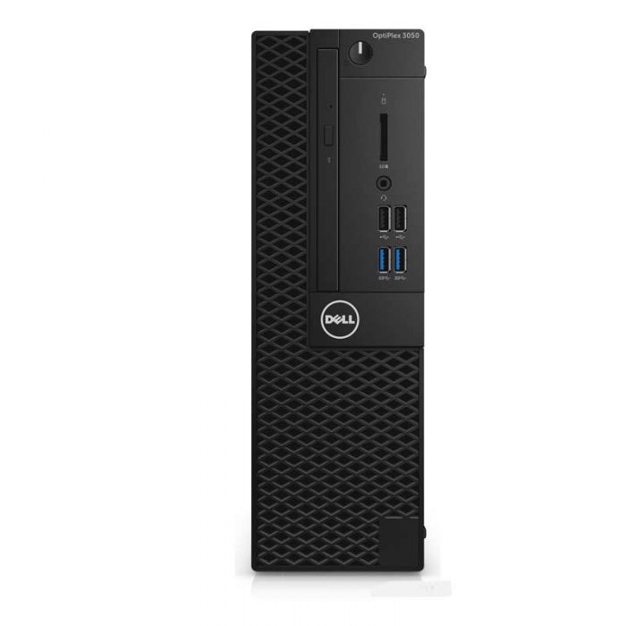 Computador Empresarial Dell Optiplex | PC SFF 3050 Intel i3 Ram 4GB DD50GB Win10 PRO