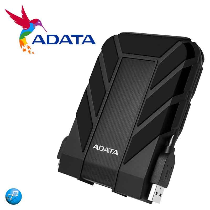 Adata HD710 Pro Disco Externo 1TB Amarillo Antigolpes USB3.0