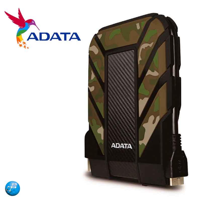 Adata hd710-M Disco Externo 1 Tera | Antigolpes USB 3
