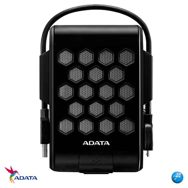 Adata HD720 2TB Anti Golpes Externo USB | Negro | AHD720-2TU3-CBK 1