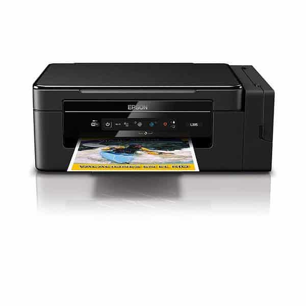 Impresora Epson Tinta Continua | L395 Copiar Imprimir Scanear Multifuncional- Oferta Limitada