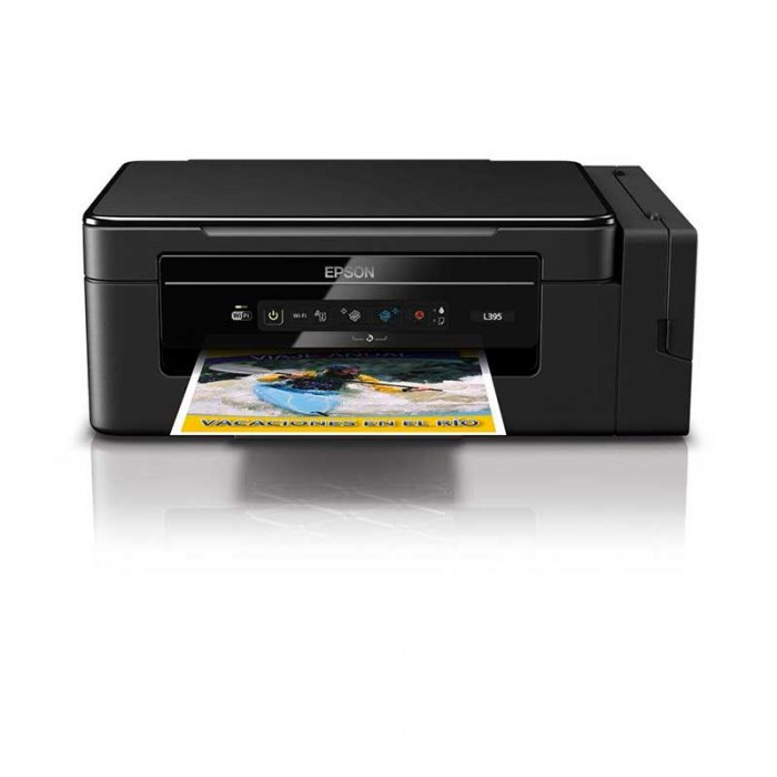 Impresora Epson Tinta Continua | L395 Copiar Imprimir Scanear Multifuncional- Oferta Limitada 1