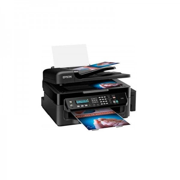 Impresora con Sistema de Tinta Continua | Epson L575 WIFI Copiar Imprimir Scanear