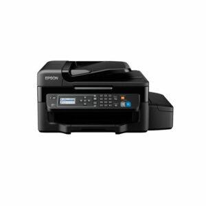 Impresora con Sistema de Tinta Continua | Epson L575 WIFI Copiar Imprimir Scanear 1