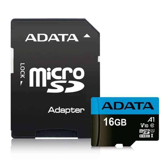 memoria-para-celular-16GB-micro-sd-adata