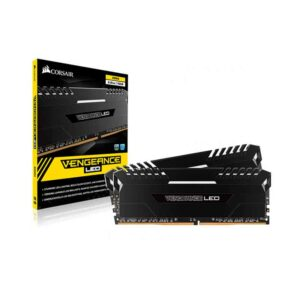 Memoria Ram DDR4 | DDR4 16GB 2X8 3200 LPX VENGEANCE LED WHITE 1