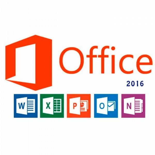 paquete office 2016