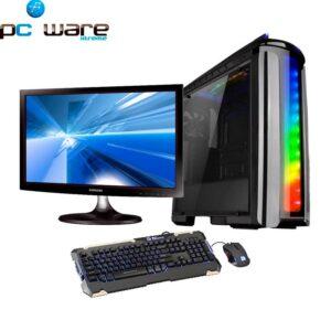 Pc Gamer intel i7 | Septima generación 8GB SSD128GB, 20 Pulgadas 1