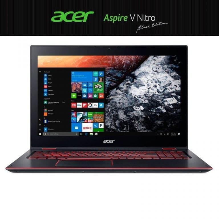 "Acer Nitro 5 intel i7 | 7700HQ DDR4 8GB SSD256GB GeForce GTX 1050Ti 15.6"" 1 WIN10"