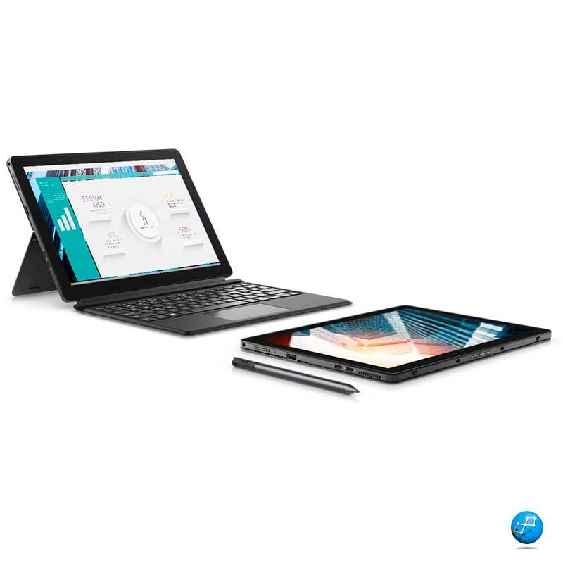 Dell 2 en 1 Latitude Core i7| Procesador Intel i7, Ram 16GB, SSD 256GB, Pantalla 12.3 Multitouch Wondows 10 PRO