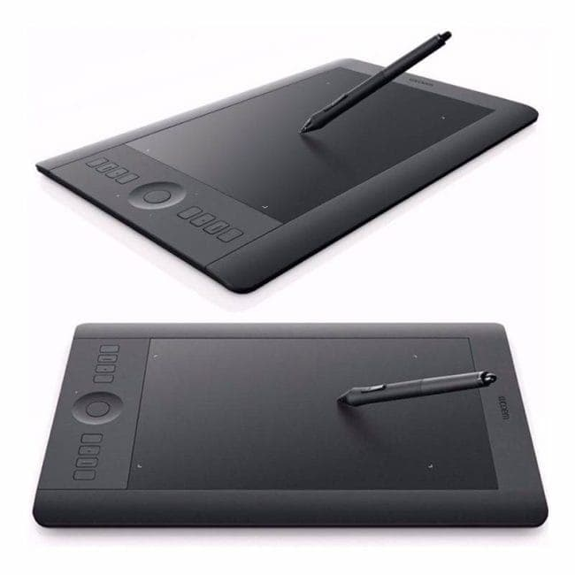 tableta wacom intuos pro pen touch small pth451l