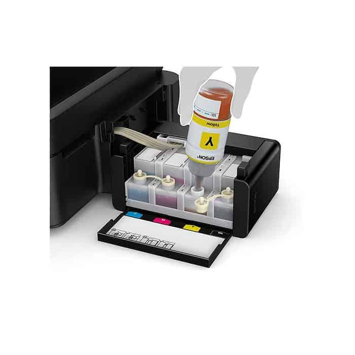 Impresora de Tinta Continua | Epson L380 Copiar Imprimir Scanear Multifuncional- Oferta Limitada