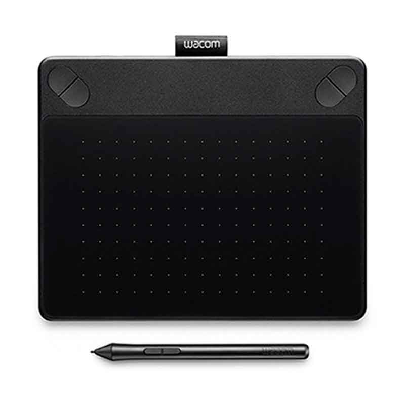 Wacom Intuos Art Pen and Touch Mediana | Tableta Digitalizadora Creative Pen & Touch Tablet Mediana | CTH690AK
