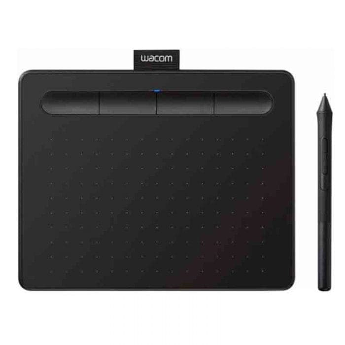 Wacom Intuos Basic CTL4100 Black Pen Small 1