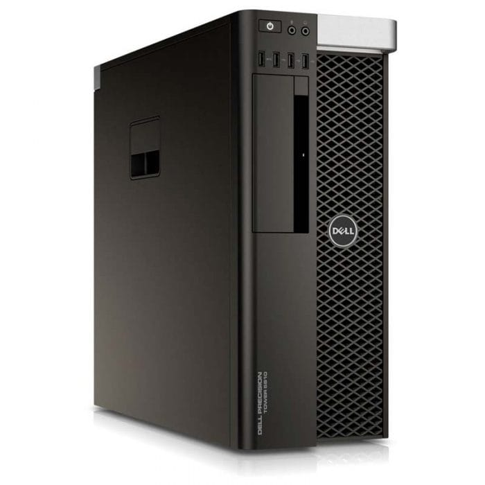 Workstation Dell | Modelo: Precision 3420 SFF INTEL i7 RAM 8GB SATA 1TB NVIDIA QUADRO K420 2GB 1