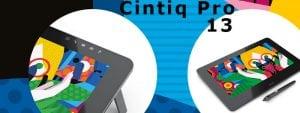 Wacom Cintiq pro 13 DTH1320K0