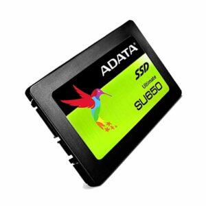 disco duro ssd 240gb adata sata asu650ss-240gt-c