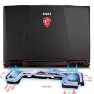 Portátil MSI GL63 8rc i5 Octava Generación GeForce GTX 1050 15.6