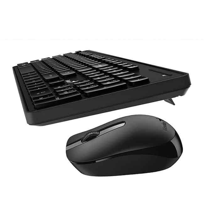 combo teclado y mouse inalambrico genius Slimstar 8006