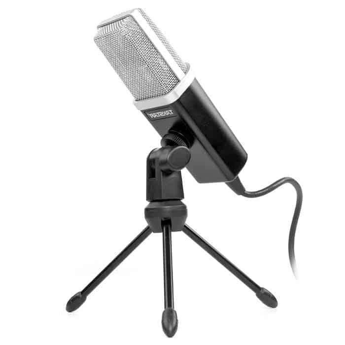 microfono condensador taskstar pcm 1200 para youtubers