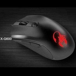 mouse genius gamer x-g600 dpi ajustable smartgenius