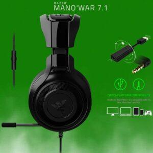 audifonos razer 7.1 con microfono