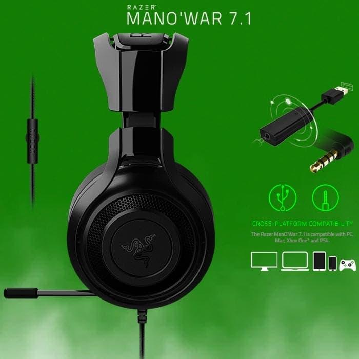 Aud 237 Fonos Razer 7 1 Con Micr 243 Fono Mano War Rw170712